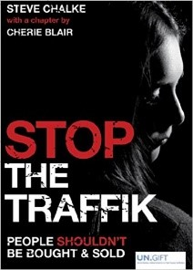 Stop the Traffik: People Shouldn't be Bought and Sold.